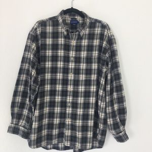 J Crew Midweight Flannel